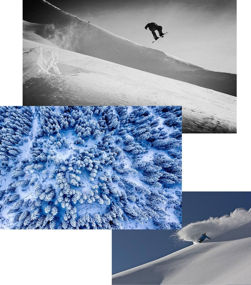 Unsere Methodik, der Schlüssel zum Snowborden-Zenit-Unterricht