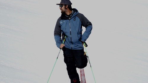 Stefano Carlin Ski Zenit Contact
