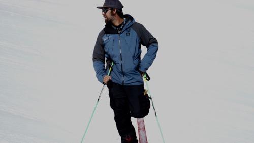 Stefano Carlin Ski Zenit Contact french